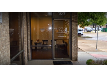 Dallas occupational therapist D. O. T. S. for Kids