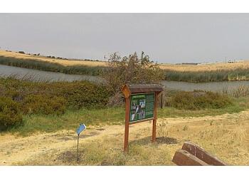 Antioch hiking trail DOW WETLANDS PRESERVE