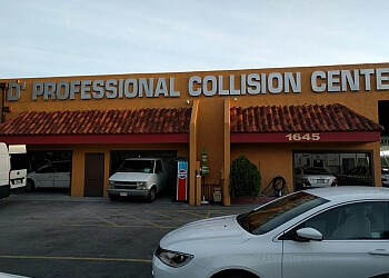 Hialeah auto body shop D'Professional Collision Center