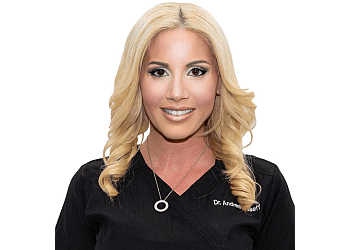 Hollywood dentist DR. ANDREA ASSEFF, DMD