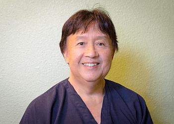 Vallejo dentist DR. ARTMOND G. LOUIE, DDS