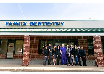 Hampton cosmetic dentist DR. BARRY J. LEJEUNE, DDS