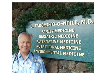 Honolulu primary care physician DR. Curtis Takemoto-Gentile, MD