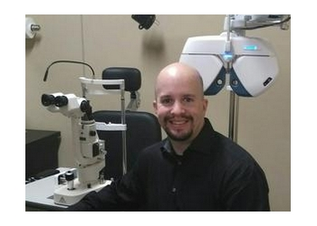 Columbus pediatric optometrist DR. DAVID A. ROSSELLO, OD