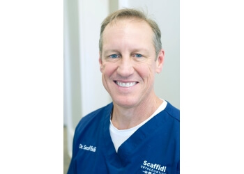New Orleans orthodontist DR. DAVID V. SCAFFIDI, DDS