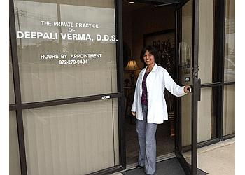 Mesquite cosmetic dentist DR. DEEPALI VERMA, DDS