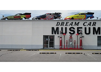Evansville places to see DREAM CAR MUSEUM