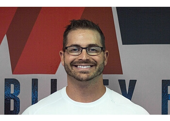Dayton physical therapist DREW COOK, PT