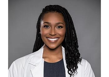 Orange podiatrist DR. Ebonie Vincent, DPM, MBMS