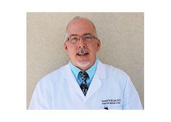 El Paso podiatrist DR. GERALD MCCOOL, DPM
