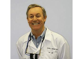 Pasadena dentist DR. IRVING A. MEEKER DDS