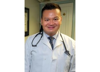 Washington primary care physician DR. JOEL C. ANG, MD, FAAFP, AAHIVS