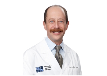 Dallas orthopedic DR. James W. Brodsky, MD