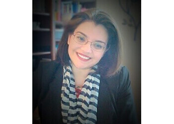 Columbia psychologist DR. Jessica Pena-Cabana, Ph.D, M.Ed, CSC, LPC, LCAS