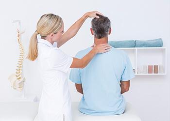 Inglewood chiropractor DR. John L. Fisher, DC