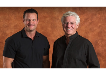 Anchorage cosmetic dentist DR. KIRK JOHNSON, DDS & DR. KENDALL SKINNER, DMD