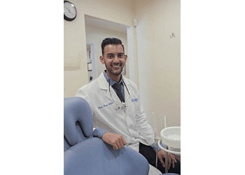 Fullerton cosmetic dentist DR. KUSH PATEL, DDS