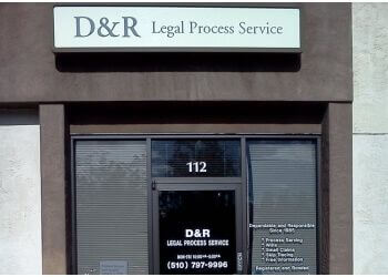 Fremont private investigators  D&R Legal Process Service, LLC.