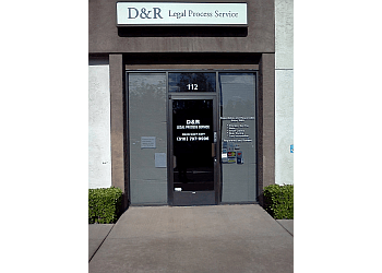 Fremont private investigation service  D&R Legal Process Service, LLC.