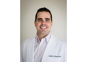 Stamford cosmetic dentist DR. MATTHEW LOPRESTI, DMD