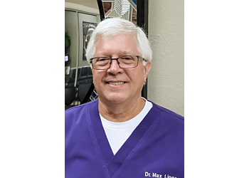 Evansville cosmetic dentist DR. MAX LINGO, DDS
