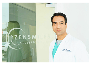 Frisco cosmetic dentist MOHIT SHARDA, DDS