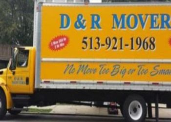 Cincinnati moving company D & R Movers