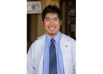 Riverside pediatric optometrist DR. PENN TRAN, OD