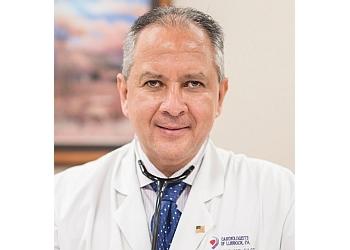 Lubbock cardiologist ROBERTO E. SOLIS, MD, FACC