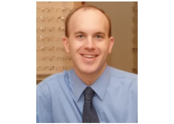 Colorado Springs pediatric optometrist DR. S. Matthew Buchanan, OD