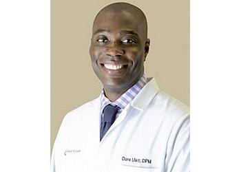 Atlanta podiatrist DR. ULETT DANE, DPM