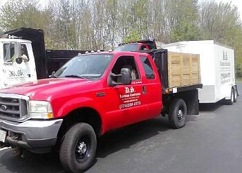 Worcester landscaping company D.S. Landscape Construction