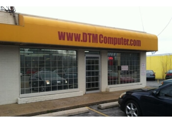 Huntsville computer repair DTM Computers