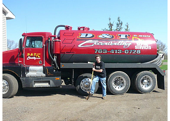 St Paul septic tank service D&T Septic Services