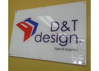 San Jose sign company D & T Sign