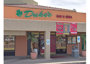 Scottsdale sports bar DUKE'S SPORTS BAR & Grill