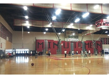 Elizabeth places to see DUNN SPORTS CENTER