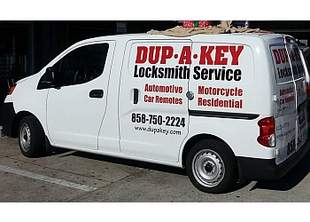 San Diego locksmith Dup-A-Key