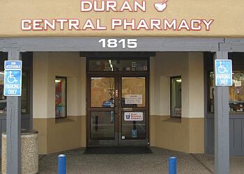 Albuquerque pharmacy DURAN CENTRAL PHARMACY