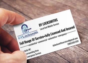 Charlotte locksmith DY LOCKSMITH LLC