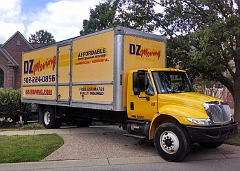 Louisville moving company DZ Moving & Storage