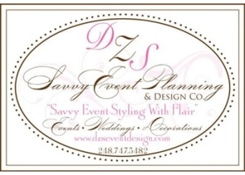 Sterling Heights wedding planner DZS Savvy Event Planning & Design Co.