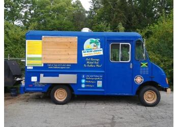 Indianapolis food truck Da Blue Lagoon