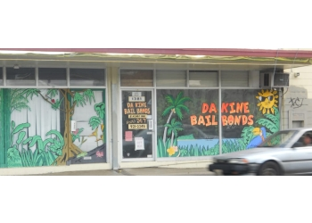 Honolulu bail bond Da Kine Bail Bonds