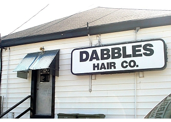 Memphis hair salon Dabbles Hair Company