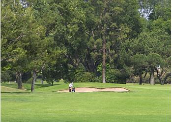 Anaheim golf course Dad Miller Golf Course