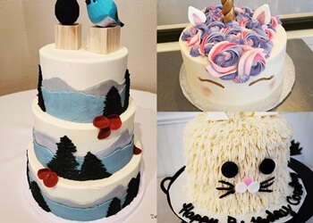Fort Collins cake Daddy Cakes Bakery