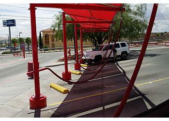 El Paso auto detailing service Daddy O's Car Wash