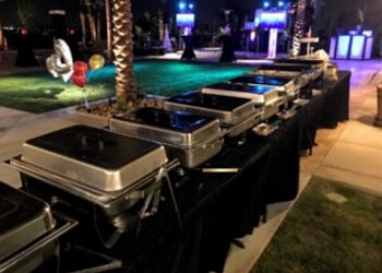 Rancho Cucamonga caterer Dad's BBQ and Catering
