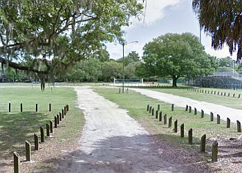 Savannah public park Daffin Park